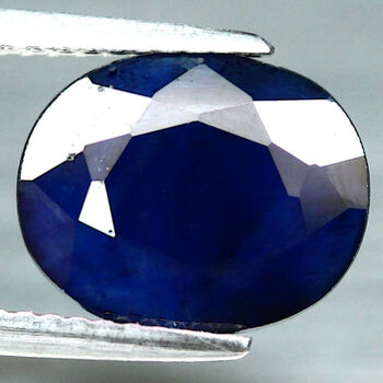 2.80 ct Natural Sapphire Oval Cut Loose Gemstone