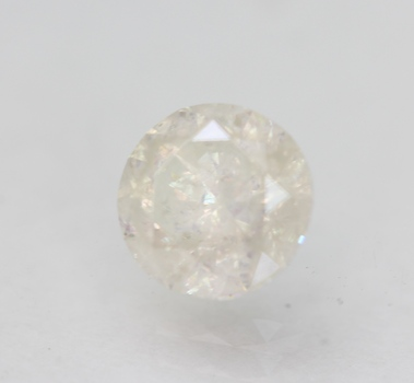 CERTIFIED 1.04 ct Natural G Color Diamond Round Cut Loose Gemstone