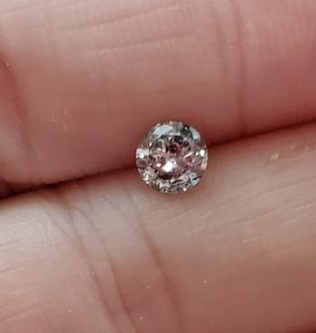 .47 ct Natural Diamond Round Cut Loose Gemstone