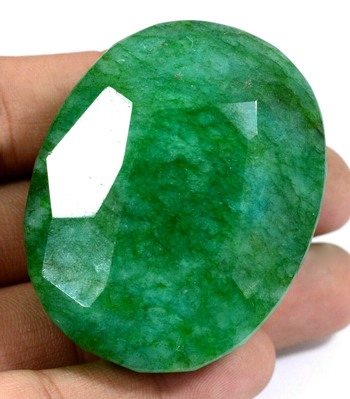 CERTIFIED 518.00 ct Natural Emerald Oval Cut Loose Gemstone