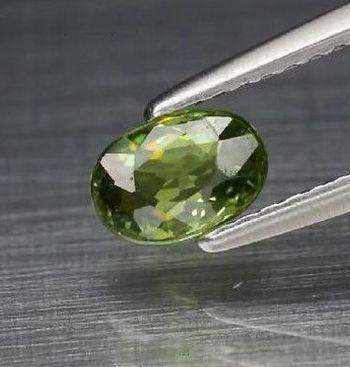 .62 ct Natural Demantoid Garnet Oval Cut Loose Gemstone