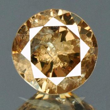 CERTIFIED .28 ct Natural Diamond Round Cut Loose Gemstone
