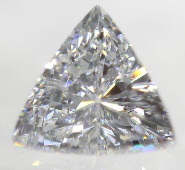 VS2 .10 ct Natural Diamond Trillion Cut Loose Gemstones