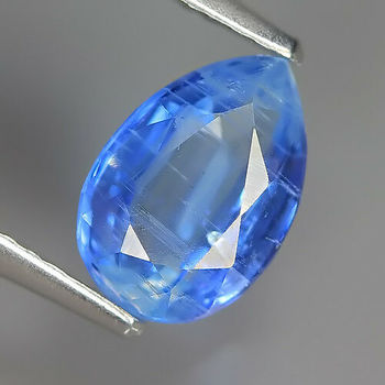 1.55 ct Natural Kyanite Pear Loose Gemstone