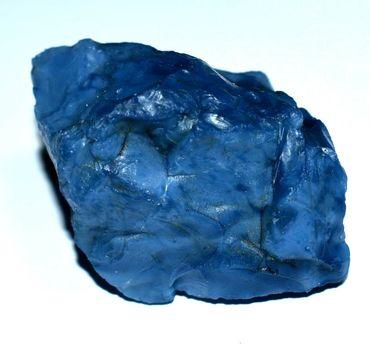 380.50 ct Australian Blue Opal Rough Loose Gemstone