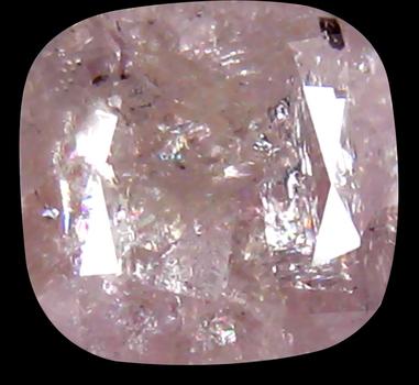 VIDEO Rare CERTIFIED 1.02 ct Natural Pink Diamond Cushion Cut Loose Gemstone