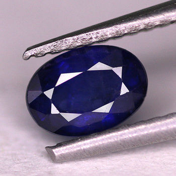 3.82 ct Natural Sapphire Oval Cut Loose Gemstone