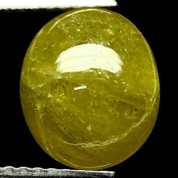 3.61 ct Natural Ceylon Sphene Oval Cut Loose Gemstone
