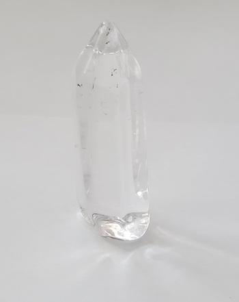 56.37 ct Natural Crystal Quartz Point Loose Gemstone Gemstone