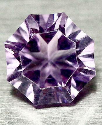1.04 ct Natural Amethyst Fancy Cut Loose Gemstone