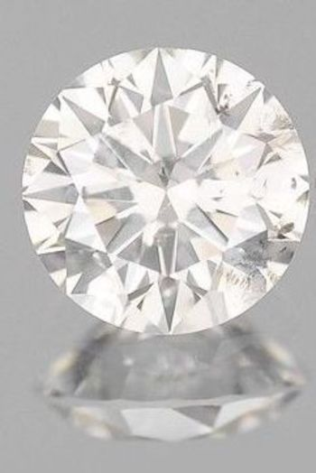 Color D, Si2 Natural Diamond Round Loose Gemstone