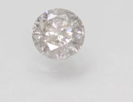 CERTIFIED 1.14 ct Natural Diamond Round Brilliant Cut Laser Inscribed Loose Gemstone