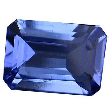.47 ct VS Natural Tanzanite Octagon Cut Loose Gemstone