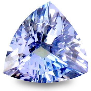 .55 ct VVS Natural Tanzanite Trillion  Cut Loose Gemstone
