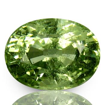 1.14 ct VS Natural Tsavorite Garnet Oval Cut Loose Gemstone