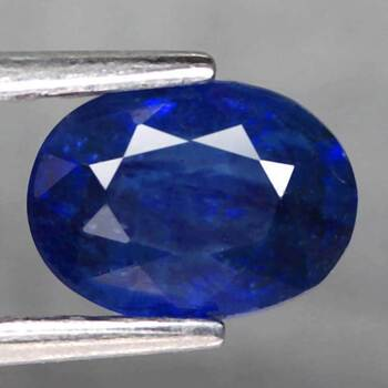 7.60 ct Natural Sapphire Oval Cut Loose Gemstone