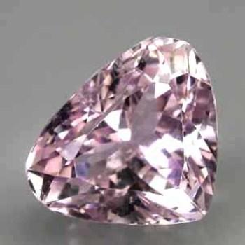 3.17 ct Natural Pink Kunzite Loose Gemstone
