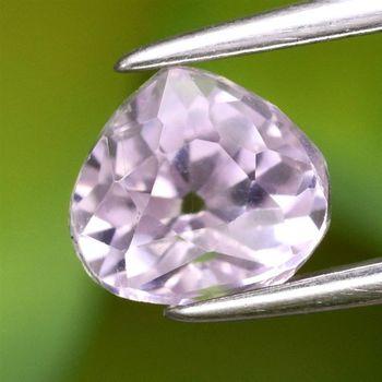 1.81 ct VS Natural Pink Kunzite Pear Cut Loose Gemstone