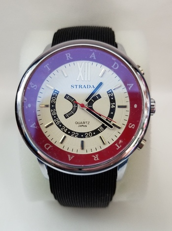 Brand New Heavy Stainless Steel Divers Watch