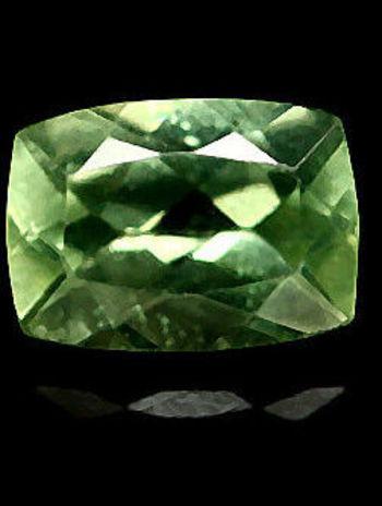 1.12 ct VS Natural Apatite Cushion Cut Loose Gemstone