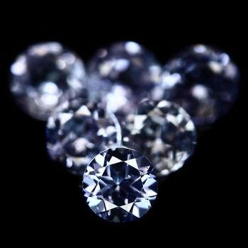 10 pieces 3.25mm VVS Natural Tanzanite Round Cut Loose Gemstones