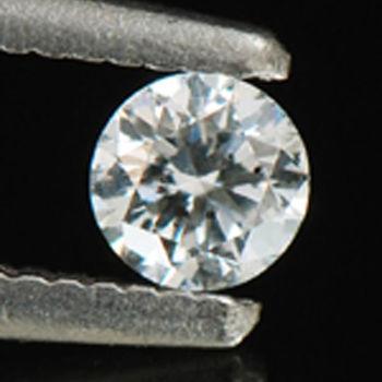 Vs2 Natural  Diamond Round Cut Loose Gemstone