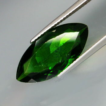 1.18 ct VVS Natural Russian Chrome Diopside Marquise Cut Loose Gemstone