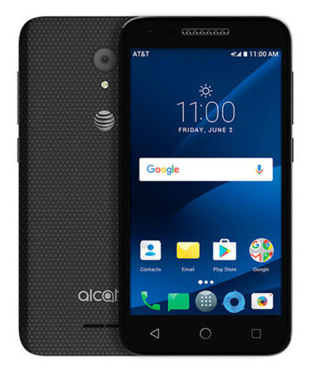 """NEW - UNLOCKED Alcatel 5"""" Android 7.0 8GB Quad-Core Android 7 Smartphone"""