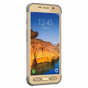 "Unlocked Samsung Galaxy S7 Active 5.1"" 4G LTE Smartphone (LCD DOT AND SHADOW)"