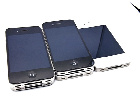 4qty - Apple iPhone 4S Smartphones (Repair)