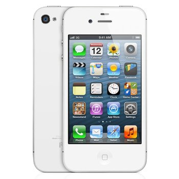 Unlocked Apple iPhone 4S 16GB - GSM Smartphone