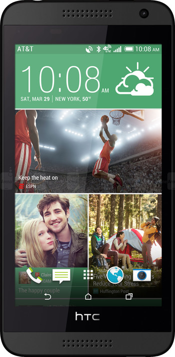 "HTC Desire 610 - AT&T Unlocked 4.7"" Android Smartphone (B)"