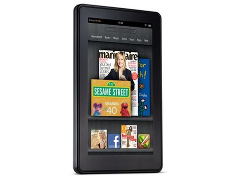 Aamzon Kindle Fire Tablet - 1st Generation
