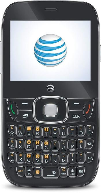 UNLOCKED - ZTE Altair 2 Z432 - 3G Basic QWERTY Smartphone AT&T T-Mobile