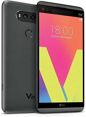 "Unlocked LG V20 5.7"" 4G LTE 64GB Android Smartphone"