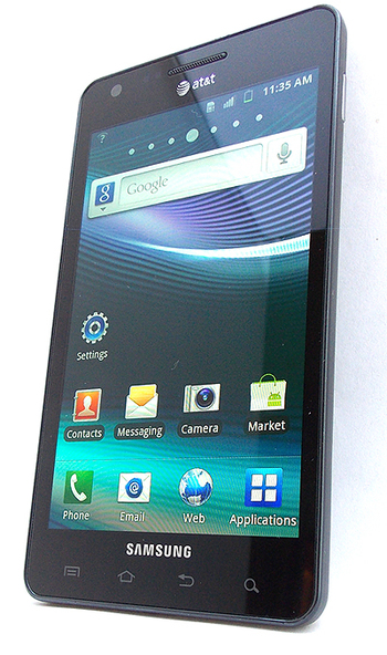"""Unlocked Samsung Infuse SGH-I997 - 4.5"""" Android Smartphone"""
