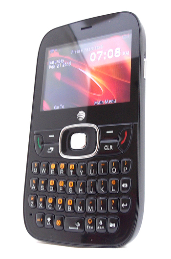 UNLOCKED - ZTE Altair 2 QWERTY Cell Phone