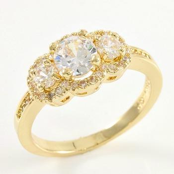 1.18ctw White Sapphire Ring sz 7