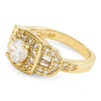 1.43ctw White Sapphire Ring Size7