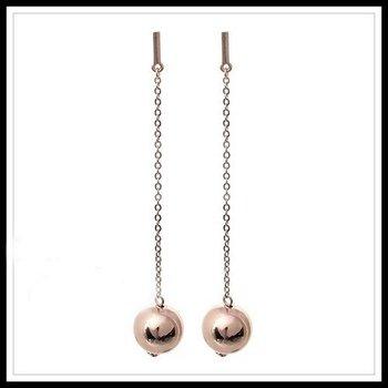 16mm Ball Drop Earrings