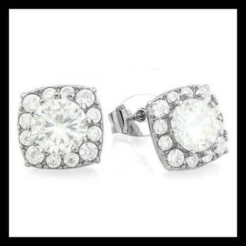 2.35ctw AAA Grade CZ Earrings