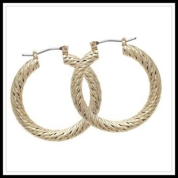 30mm Hoop Earrings