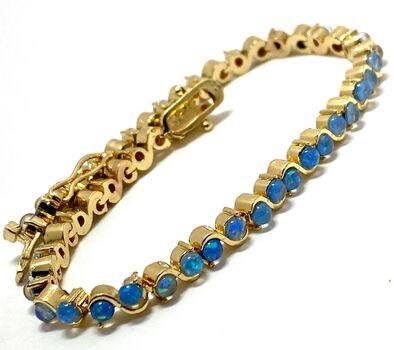 4.25ct Opal Bracelet