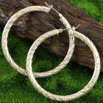 50mm Hoop Earrings