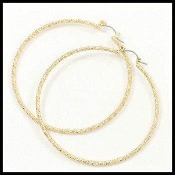 60mm 8.0 Grams Hoop Earrings