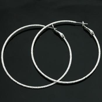 60mm Hoop Earrings