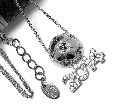 .925 Sterling Silver 0.35ct Diamonique Necklace