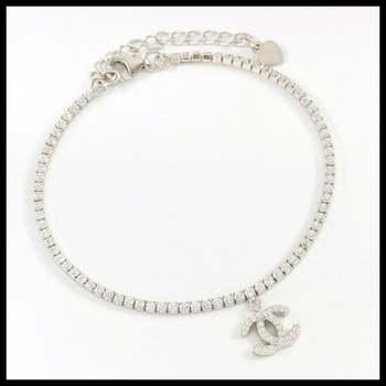 .925 Sterling Silver, 2.25ctw (AAA Grade) CZ's Tennis Bracelet
