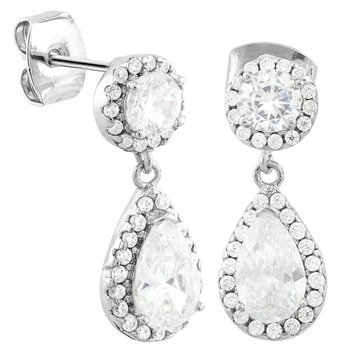 AAA+ Grade Fine Cubic Zirconia Earrings
