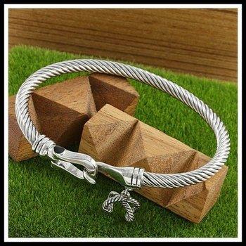Black Swarovski Elements Hematite Shambhala Adjustable Bracelet